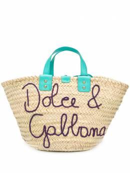 Dolce&Gabbana сумка-тоут Kendra с логотипом BB5888AJ965