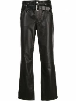 Rta прямые брюки с поясом WH9LE224BKSU