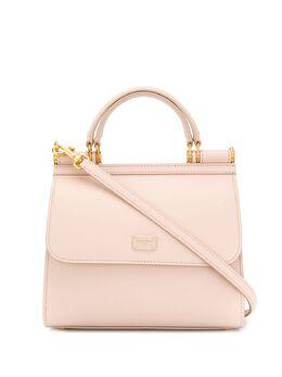 Dolce&Gabbana маленькая сумка-тоут Sicily BB6622AV385