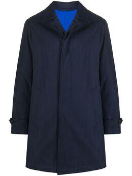 Etro однобортное пальто 1S2801350