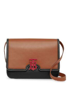 Burberry сумка среднего размера с монограммой TB 8012133
