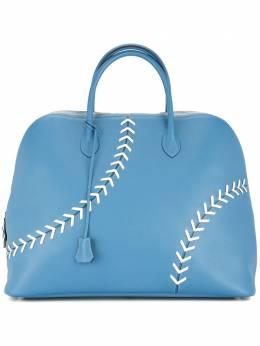 Hermes сумка-тоут Sac Bolide Baseball pre-owned CSA004SZ