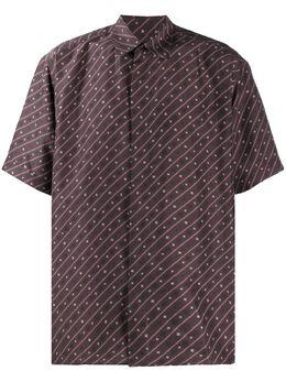 Fendi рубашка Karligraphy FS0795AAPA