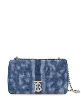 Burberry маленькая стеганая сумка Lola 8026831