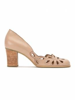 Sarah Chofakian туфли-лодочки с вырезными деталями BELLEEPOQUEGR55F