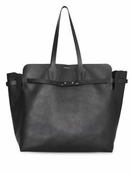 Burberry объемная сумка с ремешком 8006553