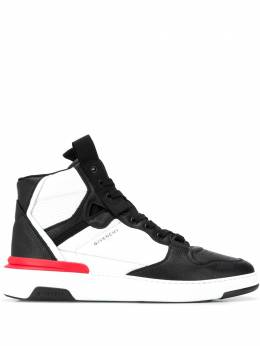 Givenchy высокие кроссовки Wing BH002JH0K6