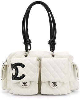 Chanel Pre-Owned стеганая сумка 2000-х годов CHA3500C