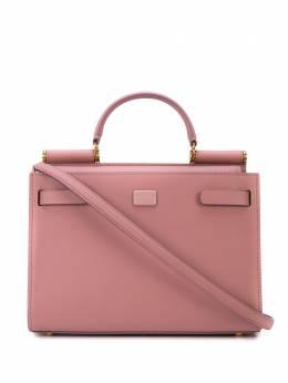 Dolce&Gabbana маленькая сумка на плечо Sicily BB6625AV385