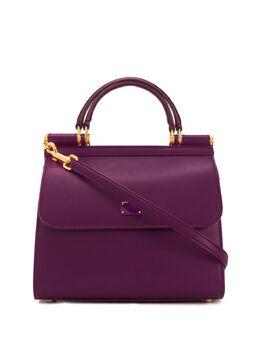 Dolce&Gabbana маленькая сумка-тоут Sicily 58 BB6622AV385