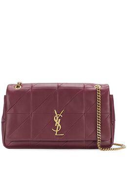 Saint Laurent сумка на плечо 'Jamie' среднего размера 515821COP67