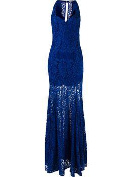 Martha Medeiros lace maxi dress IN16VE07