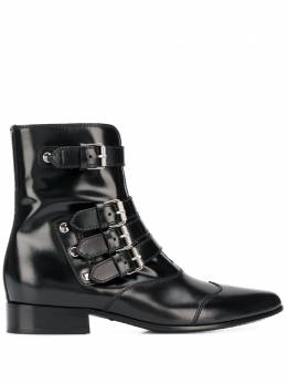 Givenchy ботинки с ремешками BE601WE0JC