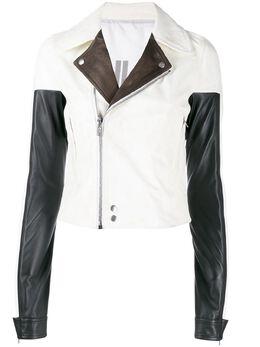Rick Owens куртка в стиле колор-блок RP20S1716LCOM10