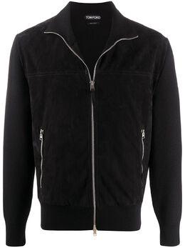 Tom Ford куртка узкого кроя TFK157BUM61