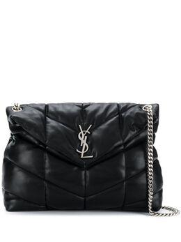Saint Laurent сумка на плечо Loulou среднего размера 5774751EL00