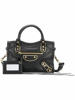 Balenciaga мини-сумка 'City' 390160AQ41G