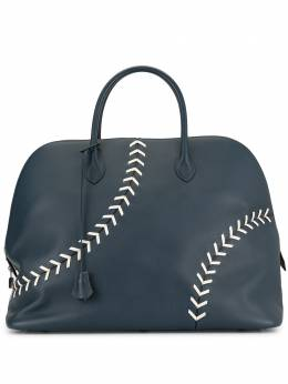 Hermes декорированная сумка-тоут pre-owned CSA003PY