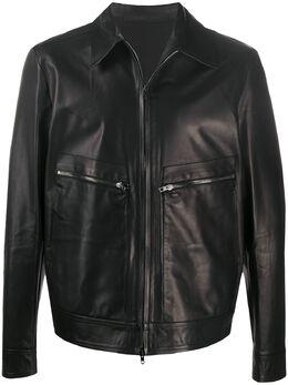 Salvatore Santoro куртка на молнии 38516U
