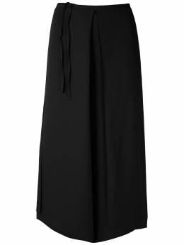 Uma | Raquel Davidowicz брюки-юбка Marfim SAIACALCAMARFIM02AW20