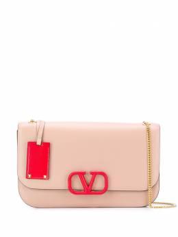 Valentino Garavani сумка через плечо с логотипом VLogo SW0B0F20JEA