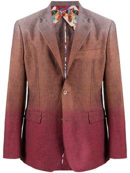 Missoni пиджак с эффектом градиента MUF00046BW008N
