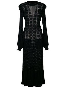 Andrea Bogosian трикотажное платье Rafaelo 008539