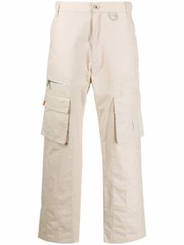 Heron Preston брюки карго прямого кроя HMCF007S208920186119