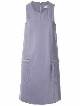 Olympiah платье мини без рукавов со вставками 219731