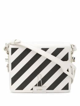 Off-White сумка на плечо Binder Clip OWNA011R204230690210