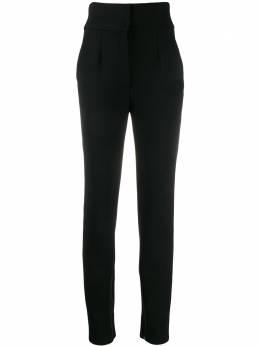 Dolce&Gabbana брюки кроя слим высокой посадки FTBMGTFUBDY