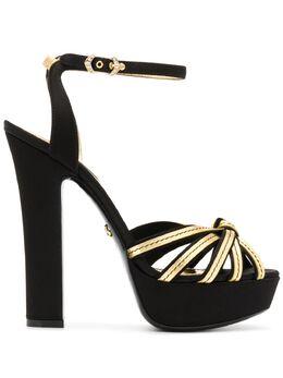 Dolce&Gabbana босоножки с ремешками CR0890AJ718