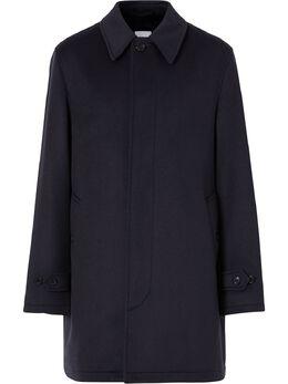 Burberry трикотажное пальто 8019576