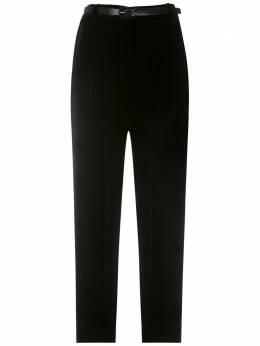 NK укороченные брюки с поясом CA330562