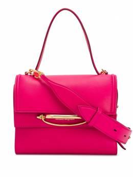 Alexander McQueen маленькая сумка-тоут The Story 610021D78AT