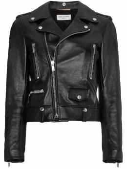 Saint Laurent байкерская куртка 481862YC2NI