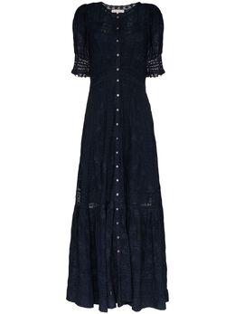 Loveshackfancy платье макси Minka LD718548
