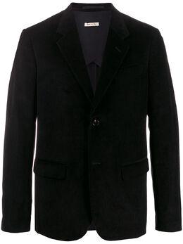 Marni вельветовый пиджак GUMU0022U0S52492