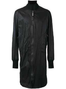 Isaac Sellam Experience длинная куртка бомбер ETIRELIGHT