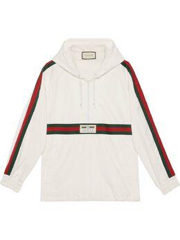 Gucci ветровка с логотипом 594861XDAX3