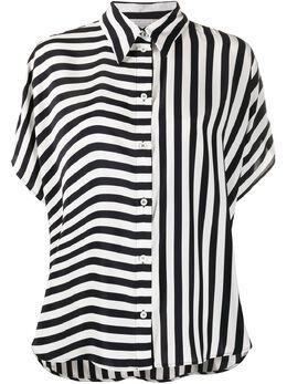 Stella McCartney рубашка в полоску 601574SOA48
