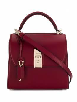 Salvatore Ferragamo маленькая сумка-тоут Boxyz 722738