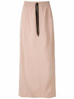 Uma | Raquel Davidowicz юбка макси Gibraltar SAIAGIBRALTAR06AW20