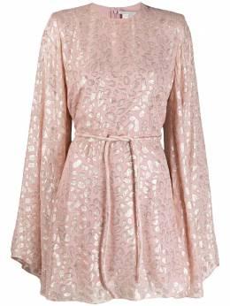 Stella McCartney платье с анималистичным принтом 600511SOA20
