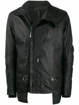 Isaac Sellam Experience куртка Depasse на молнии DEPASSE