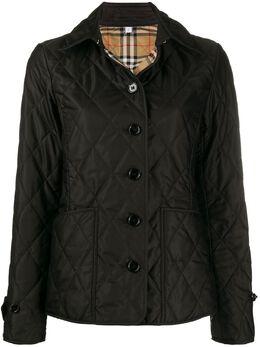 Burberry стеганая терморегулируемая куртка 8023320