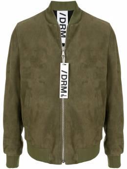 Drome фактурная куртка-бомбер DRM5032D1814