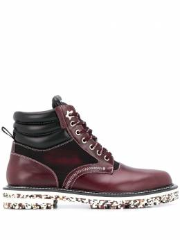 Jimmy Choo ботинки Odin на шнуровке ODINSIV