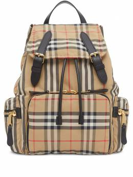 Burberry рюкзак в клетку Vintage Check 8025708