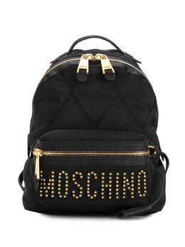 Moschino рюкзак с заклепками и логотипом B76068205